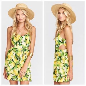 Show Me Your Mumu Lemon Piper Dress